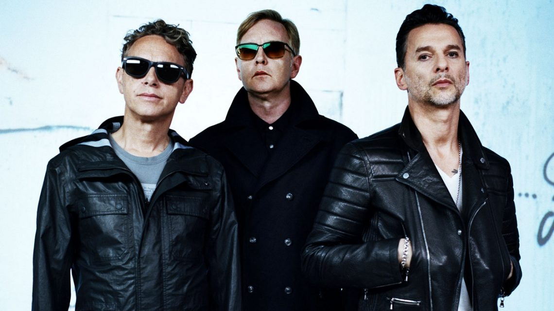 Οι Depeche Mode ξανά στην Ελλάδα τον Μάιο! - Roxx.gr