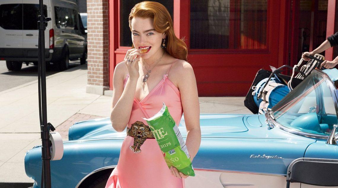 Η Emma Stone μια διαλύει το μυαλό στη νέα της φωτογράφιση - Roxx.gr