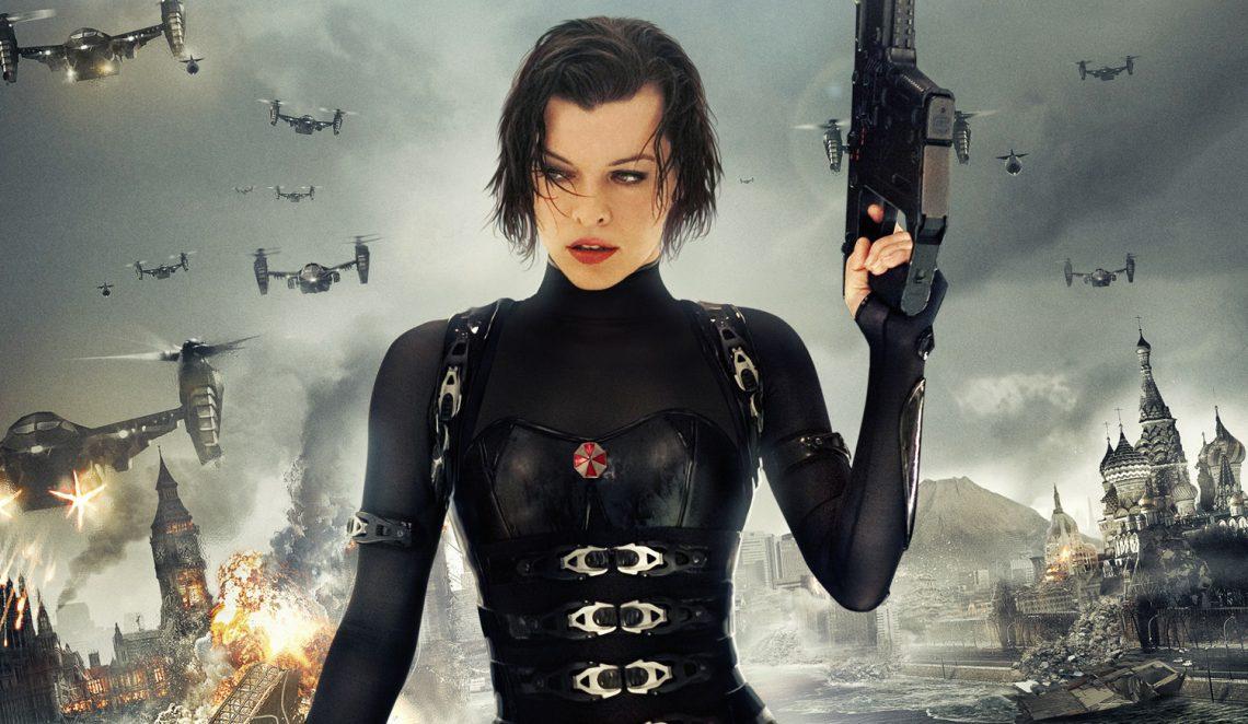 To τελευταίο κινηματογραφικό κεφάλαιο του Resident Evil μοιάζει αξιοπρεπές! - Roxx.gr