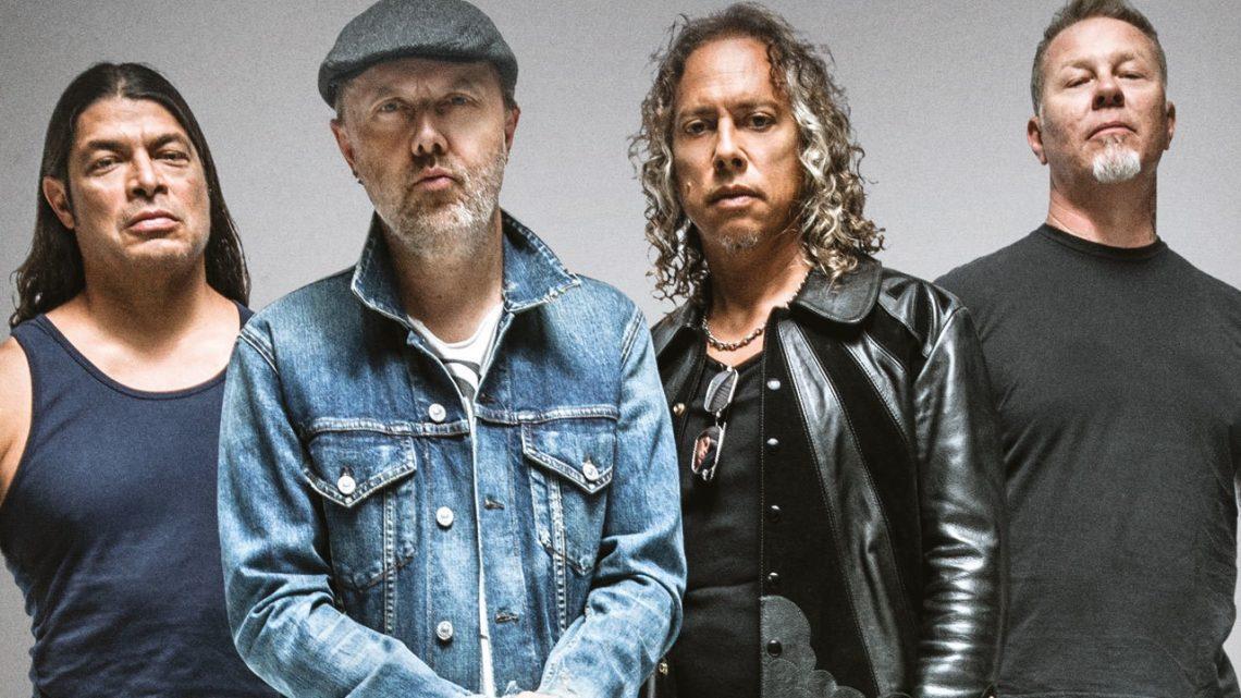 Με έξι τραγούδια των Metallica το metal top 10 στο Apple Music - Roxx.gr