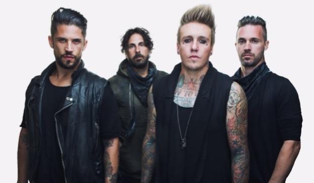 Ακούστε το νέο τραγούδι των Papa Roach - Roxx.gr