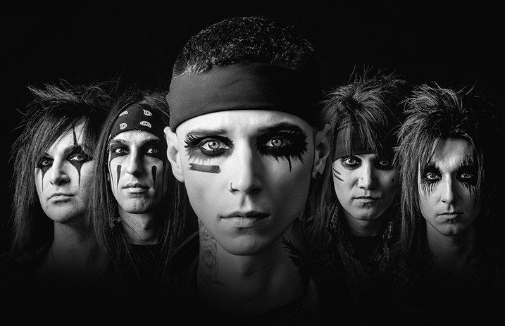 Εντελώς Avenged Sevenfold το νέο τραγούδι των Black Veil Brides - Roxx.gr