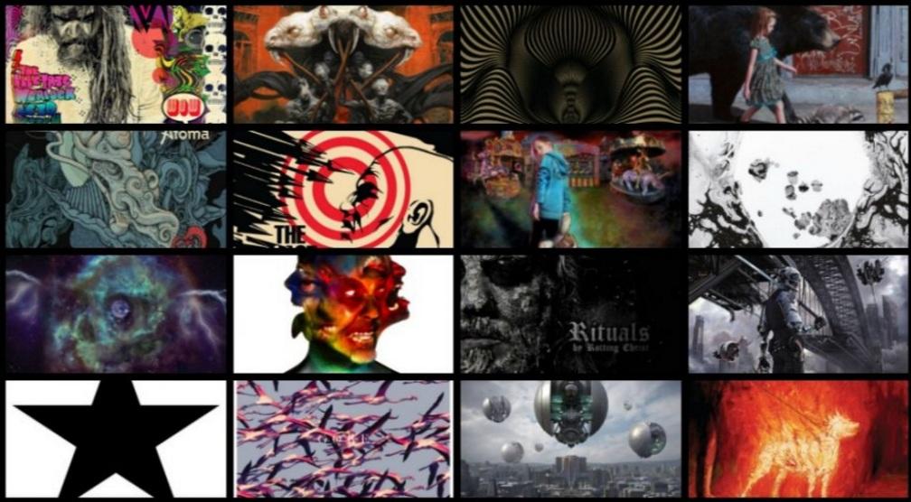 Τα 20 καλύτερα άλμπουμ της χρονιάς σύμφωνα με τους αναγνώστες του Roxx - Roxx.gr