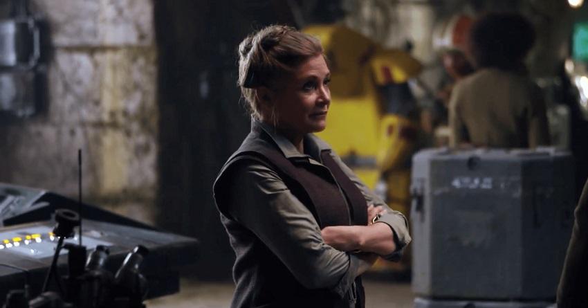 Πώς επηρέαζει ο θάνατος της Κάρι Φίσερ τη συνέχεια του Star Wars - Roxx.gr