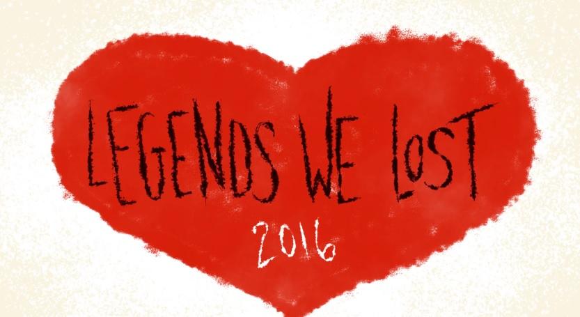 Ένα αντίο στις μεγάλες μορφές που χάσαμε μέσα στο 2016 - Roxx.gr