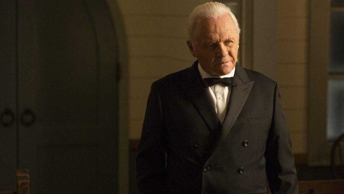 Υπάρχει περίπτωση να δούμε τον Άντονι Χόπκινς στη 2η σεζόν του Westworld; - Roxx.gr