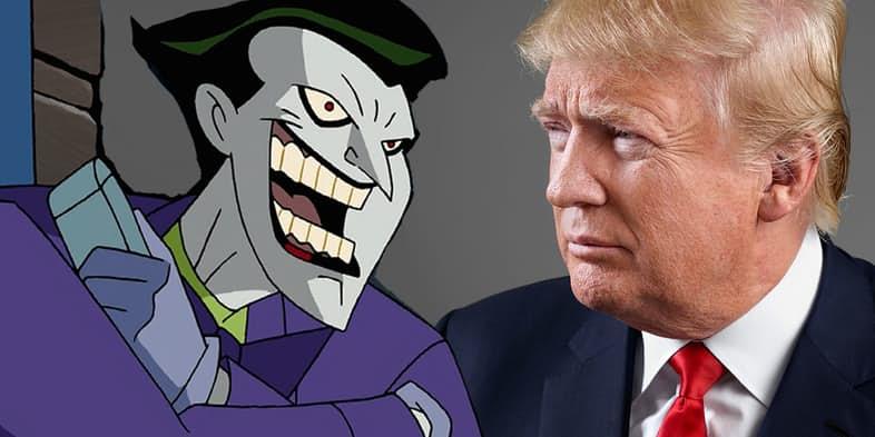 Ο Mark Hammil διαβάζει tweet του Τραμπ με φωνή Joker και σκορπάει ανατριχίλες - Roxx.gr