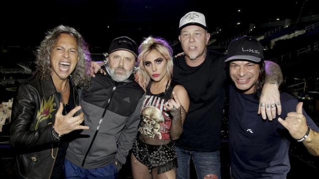 Ulrich: « H Lady Gaga έχει το πνεύμα του hard rock και του metal στις φλέβες της. Θα συνεργαστούμε ξανά» - Roxx.gr