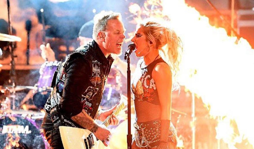 Οι Metallica δεν θα συνεργαστούν ξανά με τη Lady Gaga! - Roxx.gr