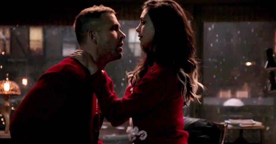 Deadpool pegging strap on sex scene - 2 part 6