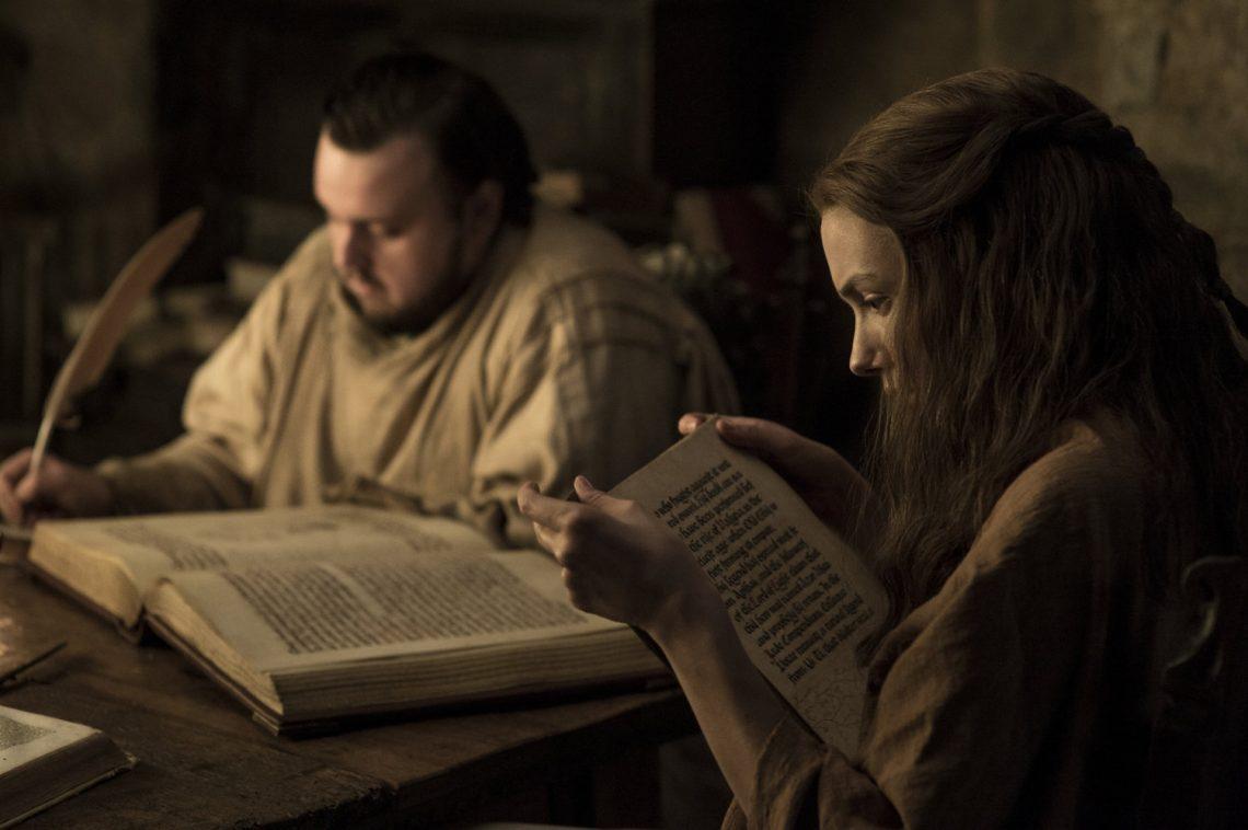 To κρυμμένο μυστικό της νέας φωτογραφίας από το Game of Thrones αποκαλύφθηκε - Roxx.gr