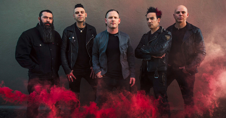 Οι Stone Sour έρχονται Ευρώπη και παρουσίασαν το νέο τους βίντεο - Roxx.gr