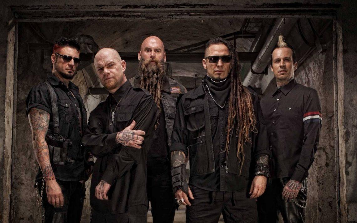 Δεν αποχωρεί τελικά ο τραγουδιστής από τους Five Finger Death Punch - Roxx.gr