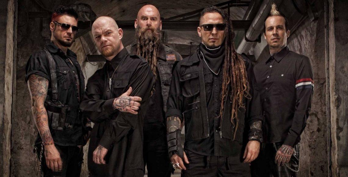 To νέο άλμπουμ των Five Finger Death Punch έχει τίτλο… Metallica - Roxx.gr