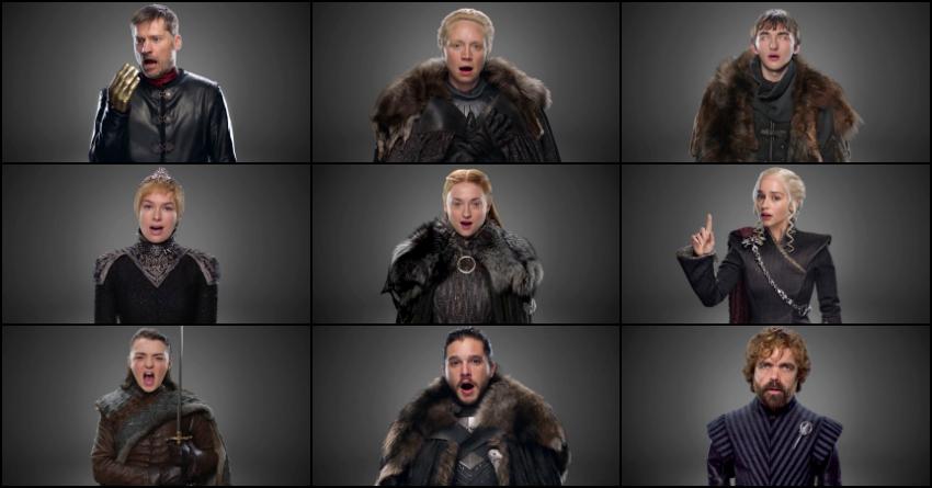 Αυτή είναι η νέα εμφάνιση των πρωταγωνιστών του Game of Thrones - Roxx.gr