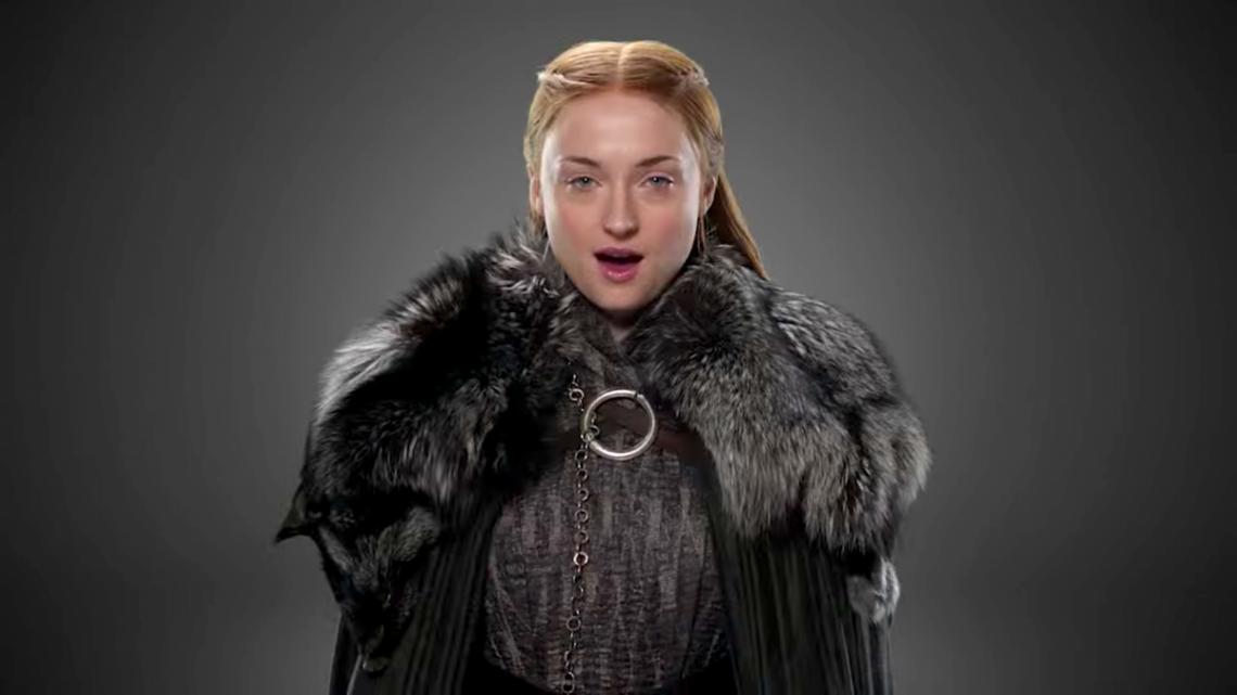 Η Σάνσα του Game of Thrones παντρεύτηκε απροειδοποίητα! - Roxx.gr