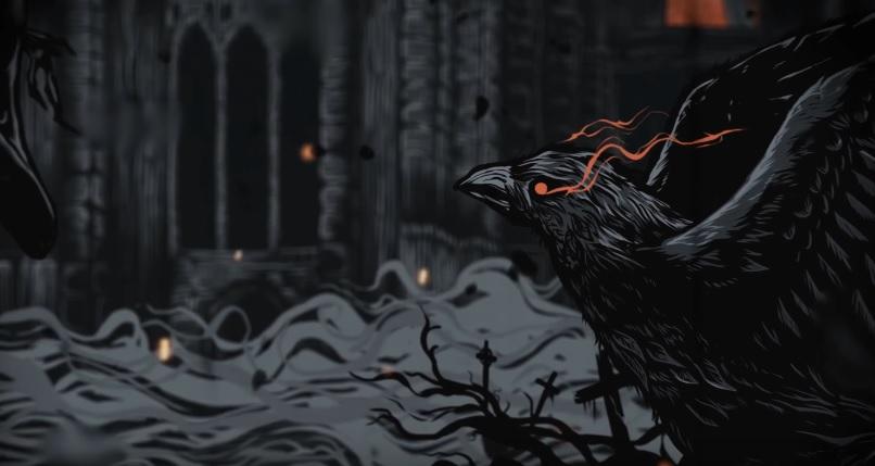 Φανταστικό animation video για παλιό τραγούδι των Rotting Christ - Roxx.gr