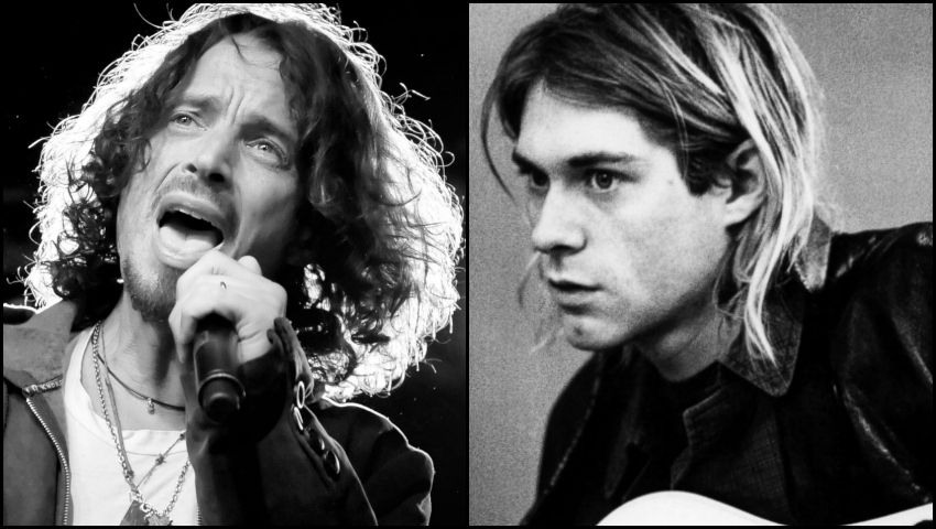 O Chris Cornell για την αυτοκτονία του Cobain: «Αν άντεχε έξι μήνες παραπάνω όλα θα ήταν διαφορετικά» - Roxx.gr
