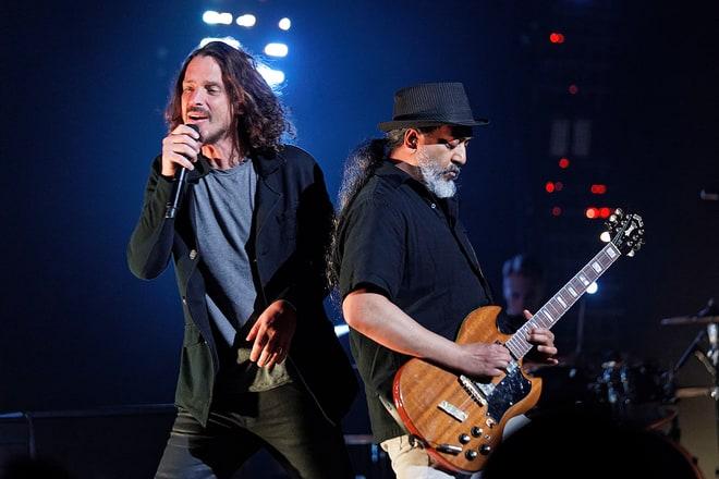 Μήνυση από τη χήρα του Chris Cornell στους Soundgarden για τα ακυκλοφόρητα τραγούδια! - Roxx.gr