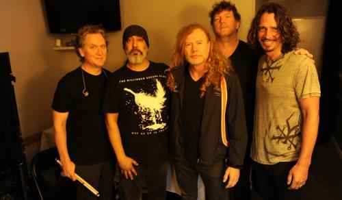 Οι Megadeth έπαιξαν το Outshined στη μνήμη του Chris Cornell - Roxx.gr