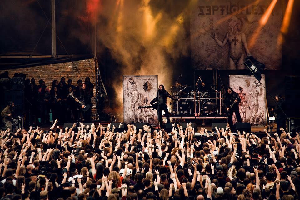 Σαρωτική επιστροφή από τους SepticFlesh – Ακούστε το πρώτο τραγούδι από το νέο τους δίσκο! - Roxx.gr