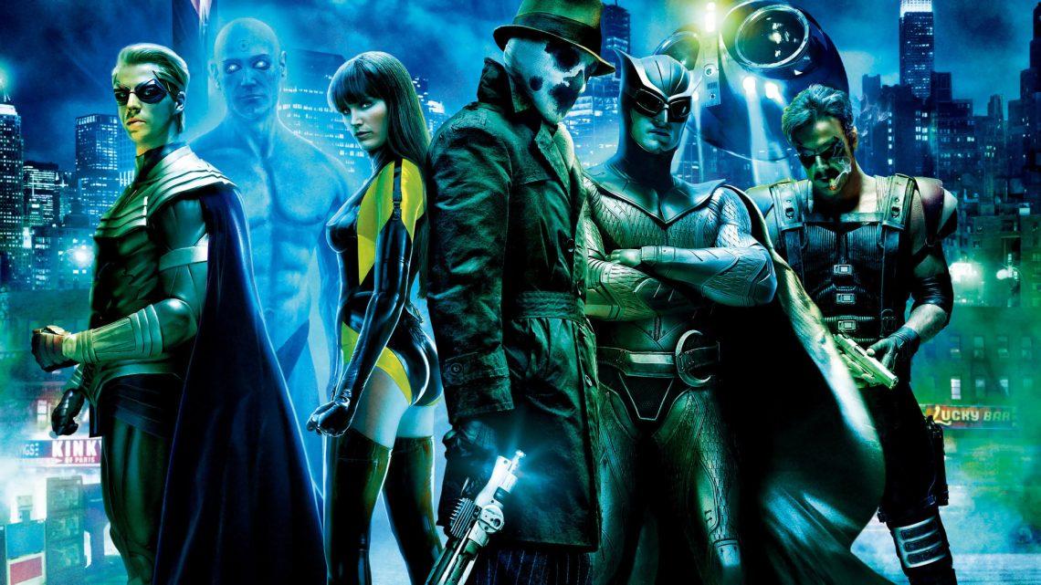 Το HBO θα κάνει σειρά το Watchmen - Roxx.gr
