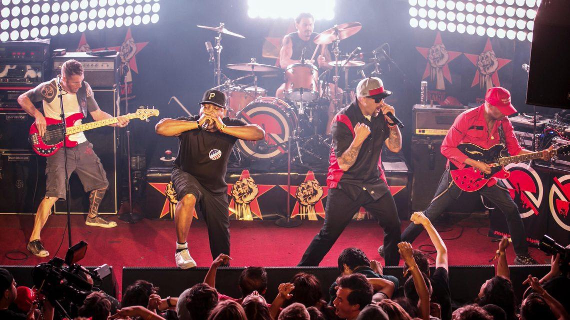 Οι Prophets of Rage δίνουν πόνο στο πρώτο τραγούδι από το άλμπουμ τους! - Roxx.gr