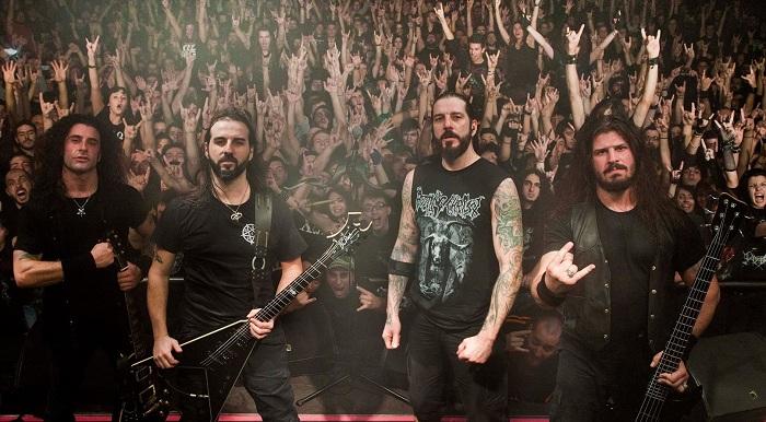 Οι Rotting Christ για τη σύλληψη τους: Καμία φυλακή δεν μπορεί να σταματήσει τη δίψα μας για metal! - Roxx.gr