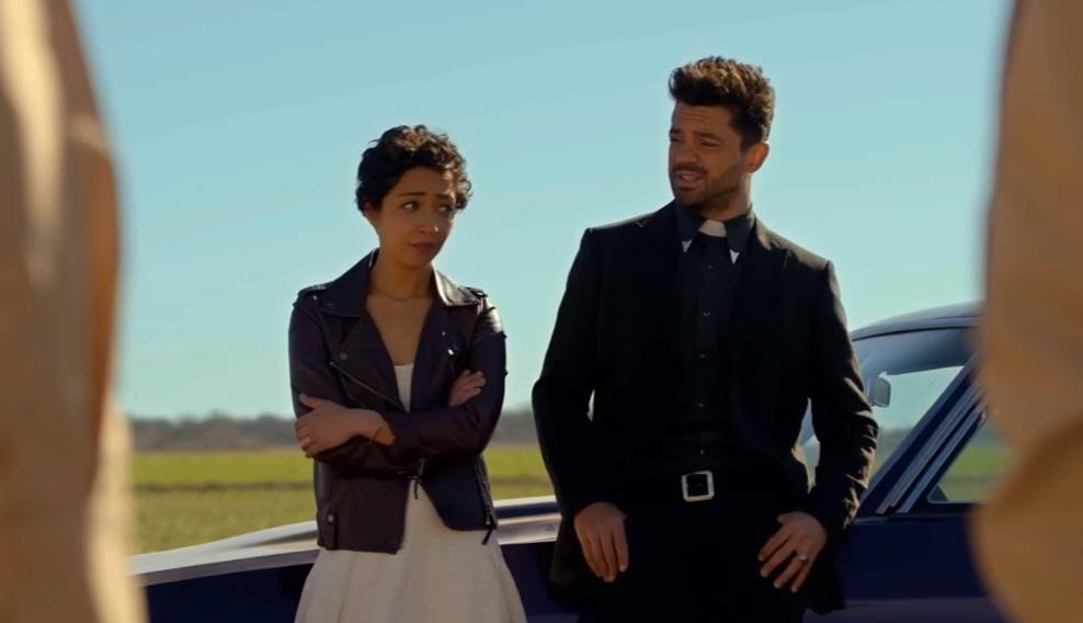 Το trailer για τη 2η σεζόν του Preacher μας στέλνει στον… θεό! - Roxx.gr
