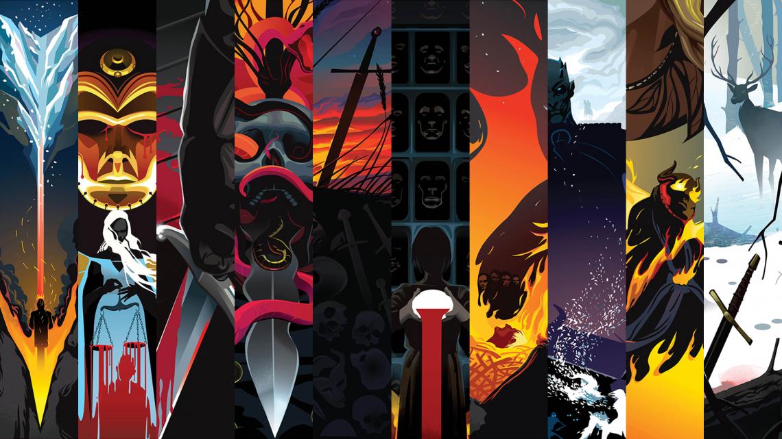Ζήστε ξανά το Game of Thrones μέσα από την τέχνη του… θανάτου! - Roxx.gr