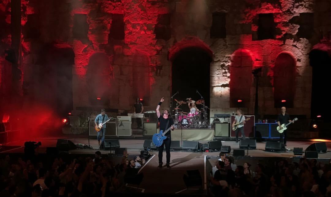 Παγκόσμια πρωτιά με 126 χώρες να προτιμούν το βίντεο του Roxx για τους Foo Fighters - Roxx.gr