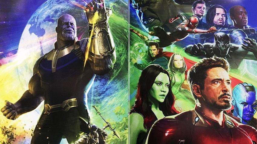 Η αποκάλυψη όλων των ηρώων που θα προσπαθήσουν να σταματήσουν τον Thanos στο Infinity War - Roxx.gr