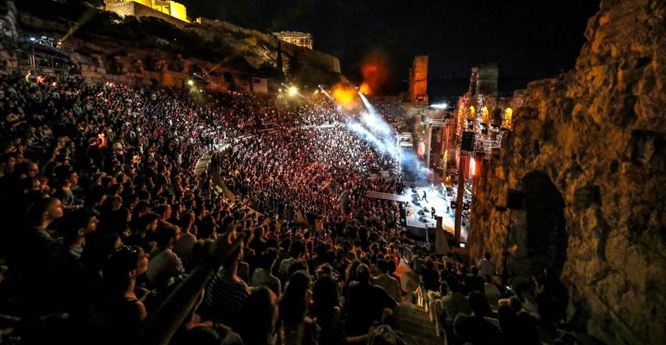 Foo Fighters στο Ηρώδειο: Μία ανεπανάληπτη εμπειρία ζωής - Roxx.gr