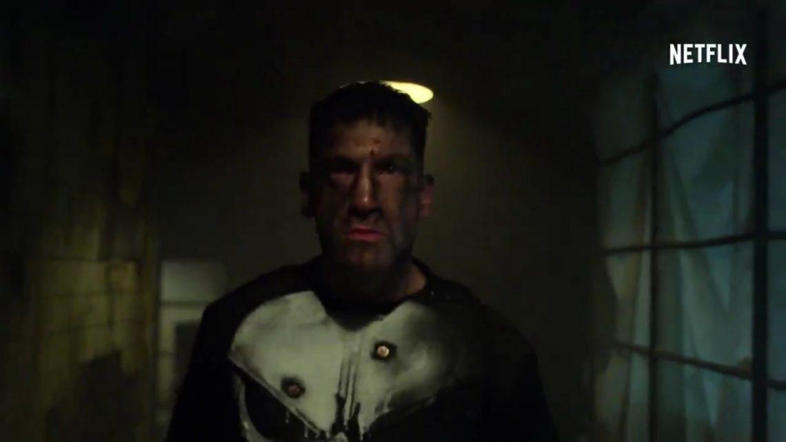 Το πρώτο επίσημο πλάνο από τον Punisher - Roxx.gr