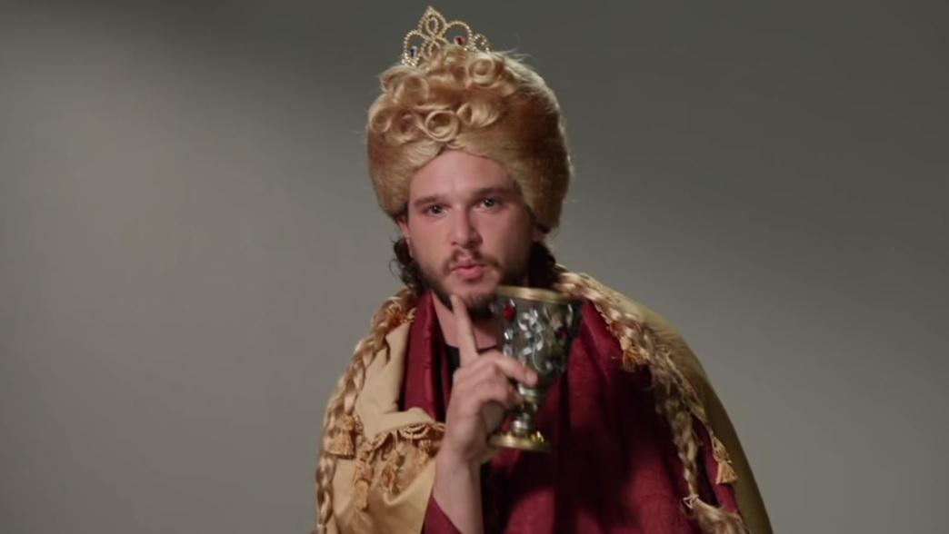 O Τζον Σνόου κάνει (αποτυχημένη) οντισιόν για όλους τους ρόλους του Game of Thrones - Roxx.gr