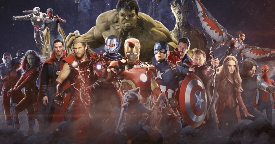 Infinity War: Αυτά ήταν τα πρώτα πλάνα που προβλήθηκαν από τη νέα ταινία των Avengers - Roxx.gr