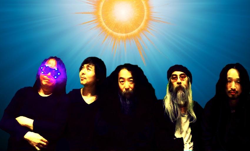 Οι θρυλικοί Acid Mothers Temple & The Melting Paraiso UFO τον Σεπτέμβριο στο Fuzz - Roxx.gr