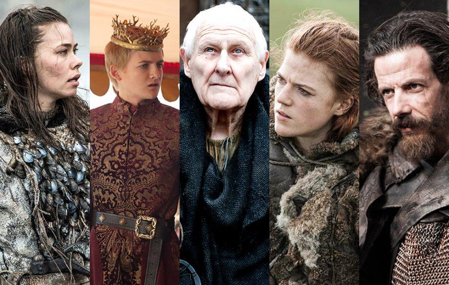 Κουίζ: Θυμάστε πώς πέθαναν 31 χαρακτήρες του Game of Thrones; - Roxx.gr