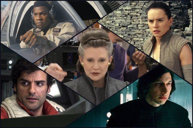 Μπόλικες νέες εικόνες από το Last Jedi του Star Wars - Roxx.gr