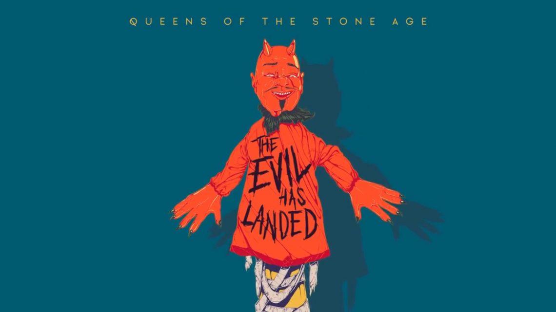 Ακούστε ΤΩΡΑ το νέο single των Queens of the Stone Age - Roxx.gr