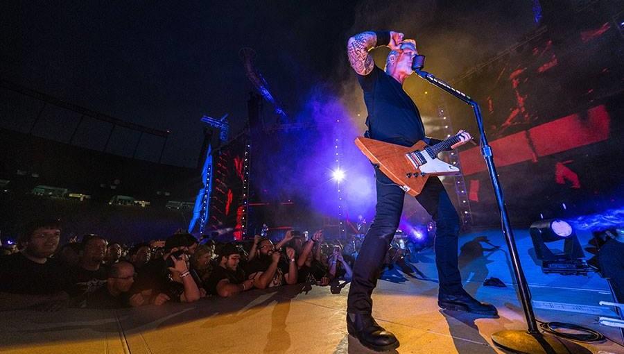 Δείτε ζωντανά την εμφάνιση των Metallica τα ξημερώματα της Παρασκευής - Roxx.gr
