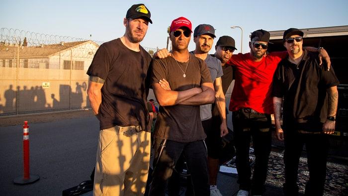 Άλλο ένα νέο τραγούδι παρουσίασαν οι Prophets of Rage - Roxx.gr