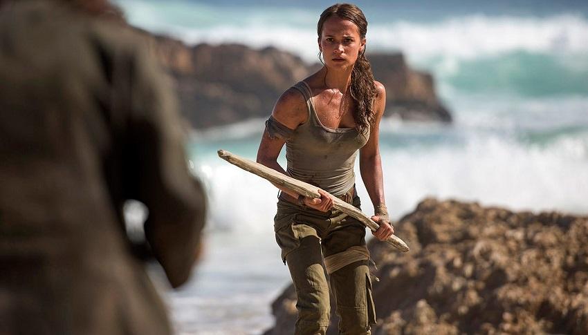 Η Lara Croft τα σπάει στο πρώτο trailer του Tomb Raider - Roxx.gr