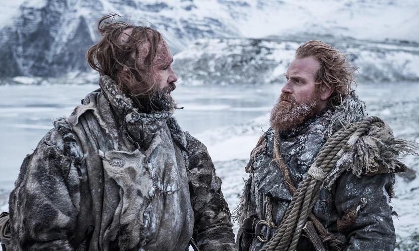 Οι θεούληδες του Game of Thrones τραγουδούν Tom Waits στα γυρίσματα - Roxx.gr