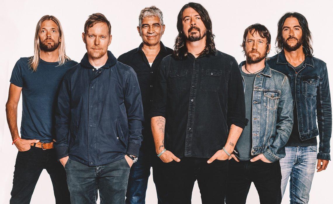 Foo Fighters: Ολόκληρη η ακουστική εμφάνιση τους - Roxx.gr