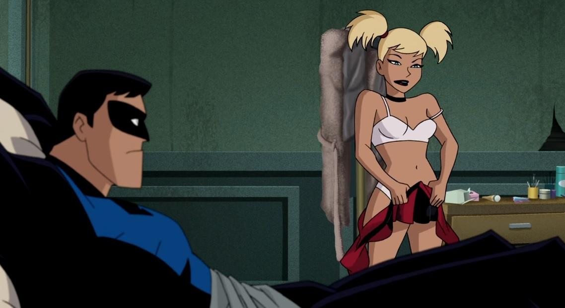 Η Harley Quinn δεν δυσκολεύεται να πείσει τον Nightwing να κάνουν σεξ - Roxx.gr