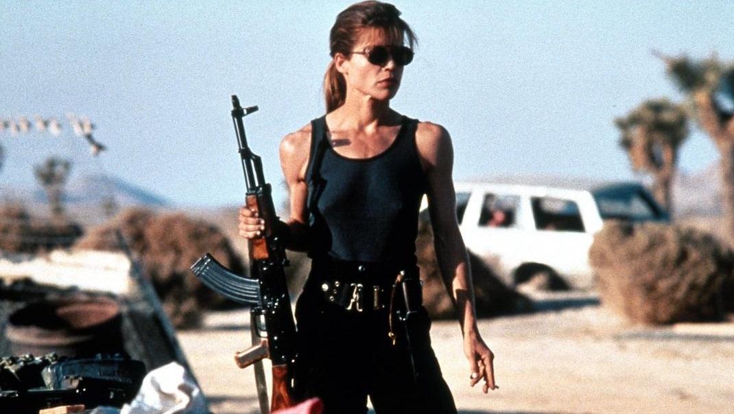 H Linda Hamilton θα επιστρέψει για τον νέο Εξολοθρευτή - Roxx.gr