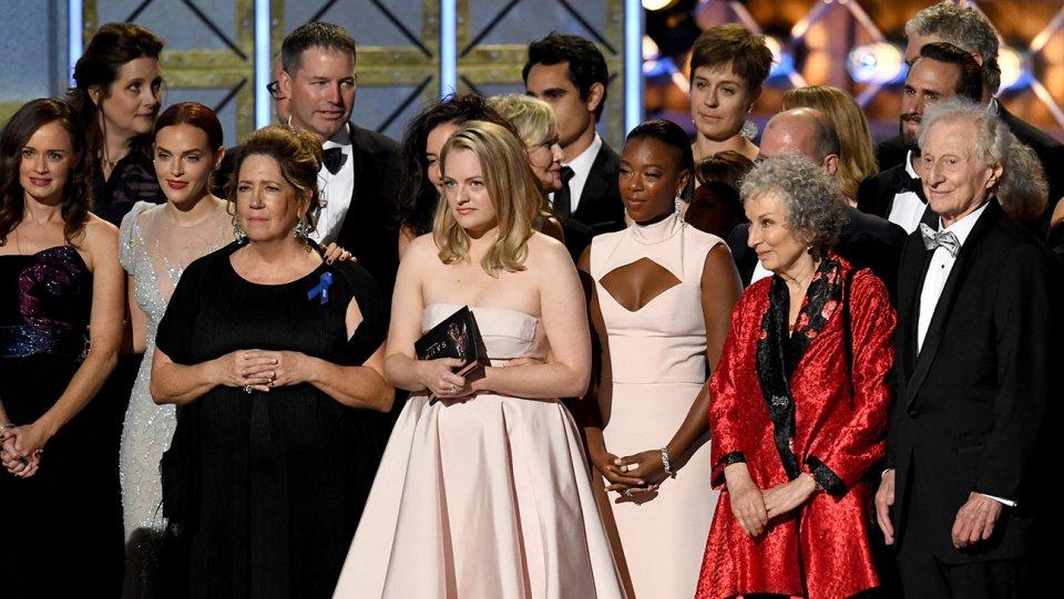 H καλύτερη νέα σειρά της χρονιάς σάρωσε στα Emmy - Roxx.gr