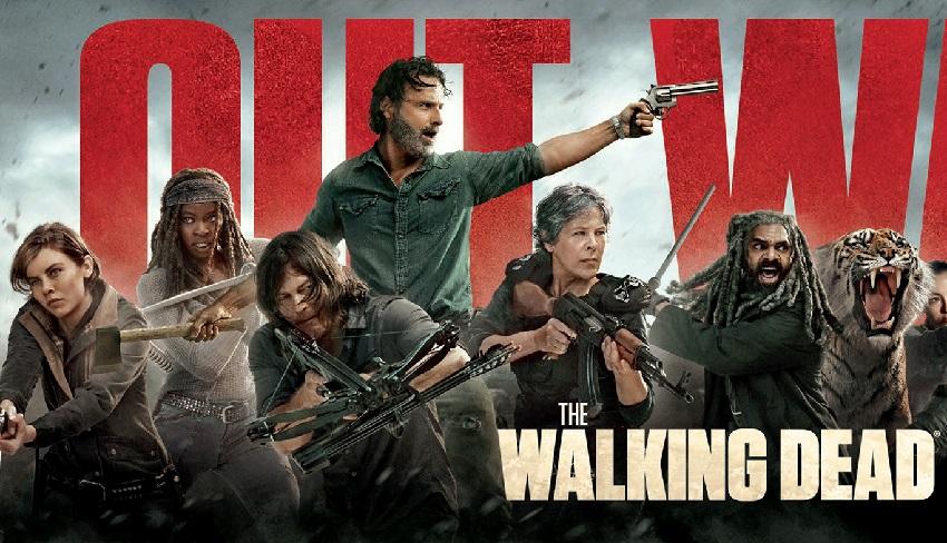 Οι νέες φωτογραφίες του Walking Dead μας βάζουν στο κλίμα του πολέμου! - Roxx.gr