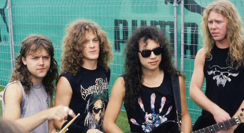 Σπάνιο βίντεο από εμφάνιση τους το 1986 ανέβασαν οι Metallica - Roxx.gr